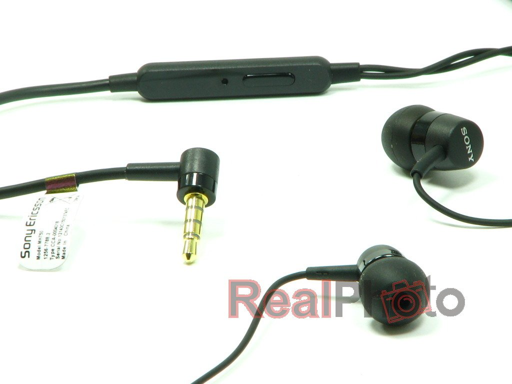 GENUINE Headphones Sony MH750 XPERIA Z1 Z2 Z3 Z5 XA