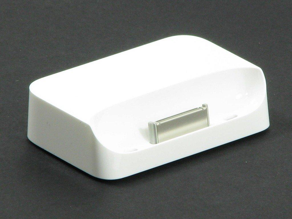 original docking station apple iphone 3g 3gs genuine gsm. Black Bedroom Furniture Sets. Home Design Ideas