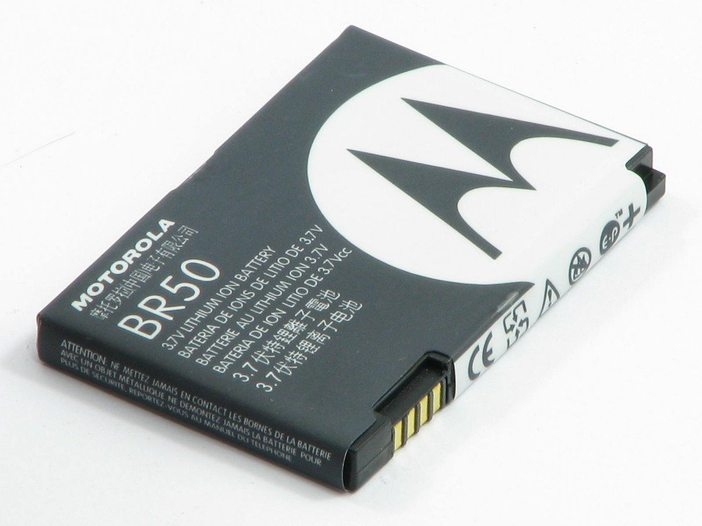 Original Battery Motorola Br50 Br 50 Br 50 V3 V3i U6 V6