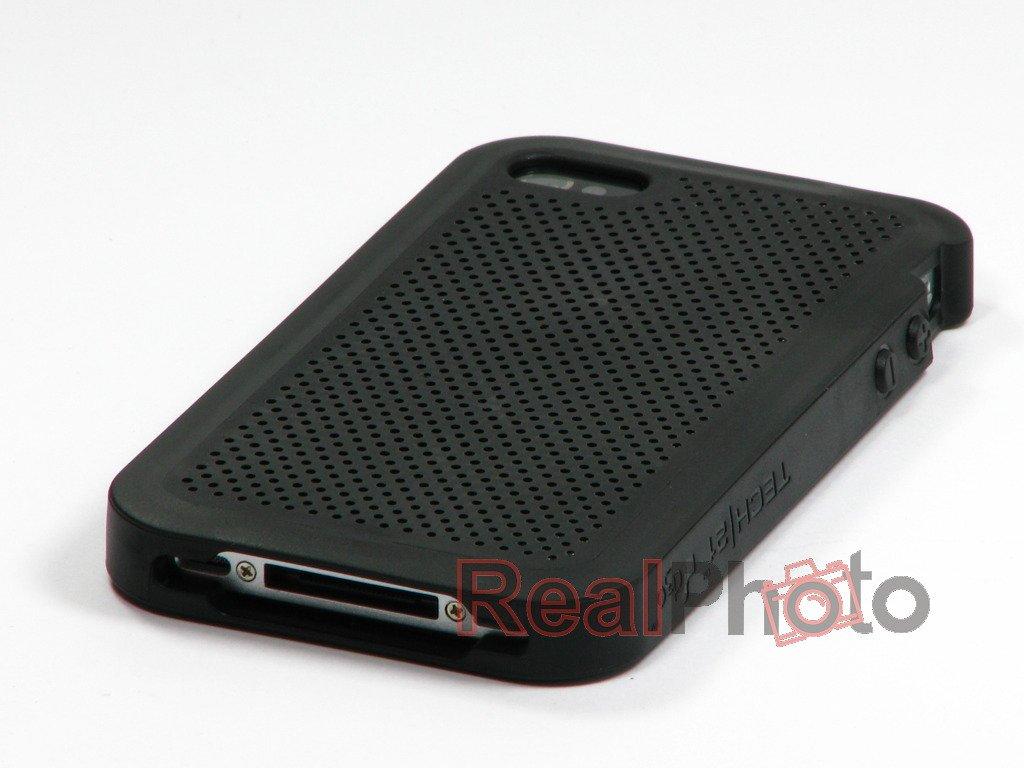 sports shoes 3b3d3 4a3b2 Cover Tech21 APPLE iPhone 4 4S Black IMPACT MESH Case | Cases ...