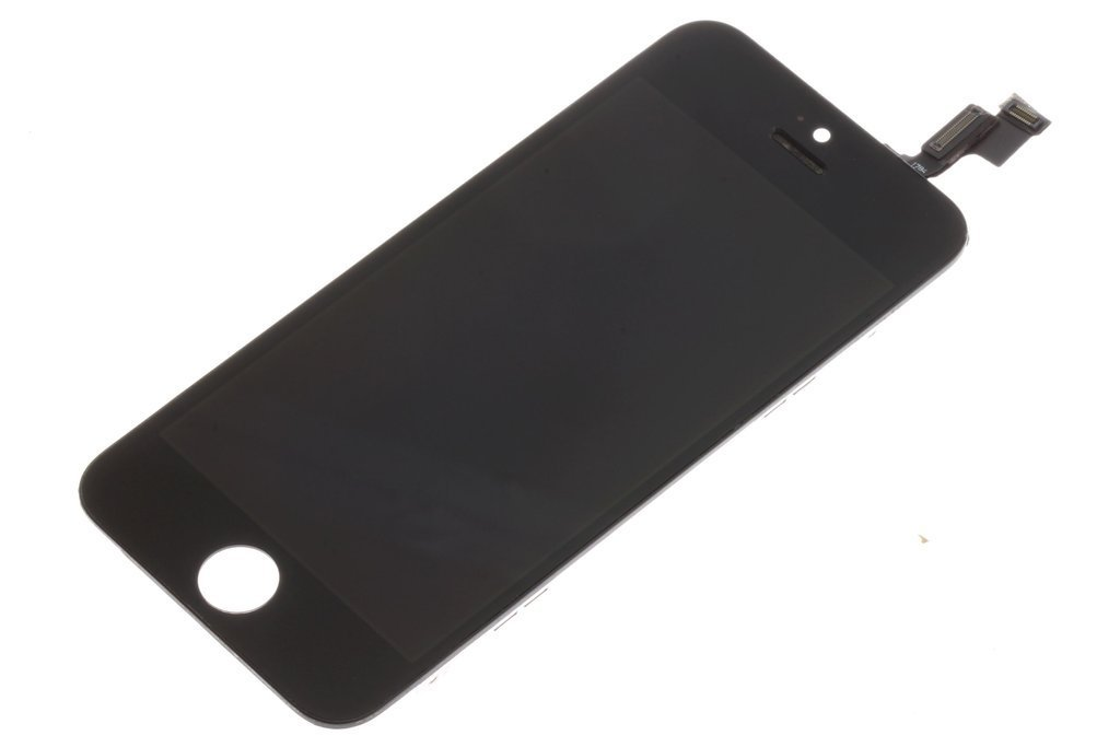 ... GENUINE TOUCH SCREEN & DIGITIZER ASSEMBLY DISPLAY LCD APPLE iPHONE 5S BLACK ...
