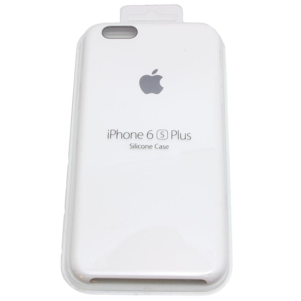 IPhone 6S Plus Apple Silicone Case Original MKXK2ZM / A White New Case