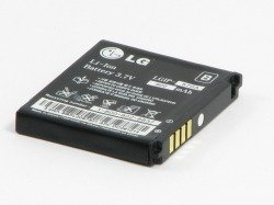 BATTERY GENUINE LG KP500 COOKIE KF700 KC550 LGIP-570A