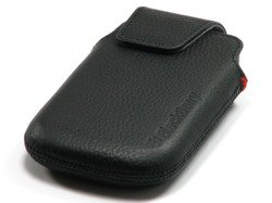 BLACKBERRY TORCH ACC-38962-201 LEATHER CASE FOR 9850/9860 GENUINE
