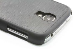 CASE COVER Bugatti ClipOnCover Samsung Galaxy S4 Black