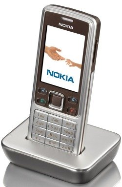 GENUINE NOKIA DT-23 PHONE CHARGING DOCK STATION CHARGER 6300 6301 DT23