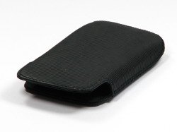 GENUINE POCKET POUCH CASE BLACKBERRY 9350 9360 9370 LEATHER