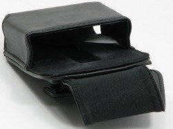 GENUINE POCKET POUCH CASE COVER BLACKBERRY BOLD 9000 9900 9810 with belt clip
