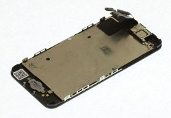 GENUINE TOUCH SCREEN & DIGITIZER ASSEMBLY DISPLAY LCD APPLE iPHONE 5C BLACK