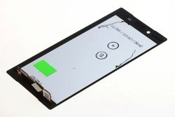 GENUINE TOUCH SCREEN & DIGITIZER SONY XPERIA Z3 BLACK
