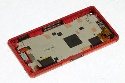 GENUINE TOUCH SCREEN & DIGITIZER SONY XPERIA Z3 COMPACT RED
