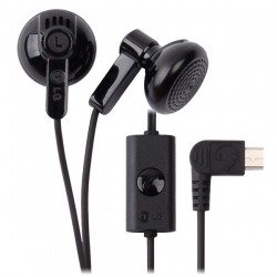 LG GD900 CHOCOLATE GM730 BL20 CRYSTAL HANDSFREE MICRO USB HEADSET GENUINE