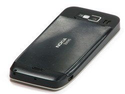 Original Cover Housing Casing Nokia E52 Black Grade B