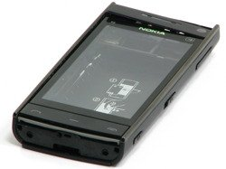 Nokia X6 Housing Complete Cover Touch Screen