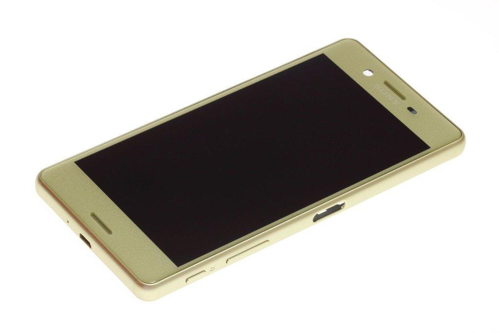 Original Sony Display LCD Komplett Einheit mit Rahmen XPERIA X ...