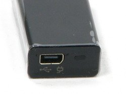 Adapter AUDIO HTC Mini USB Jack 3,5mm YC A300 3w1