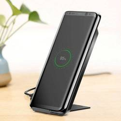 Baseus Qi USB-C WIreless Charger - Black