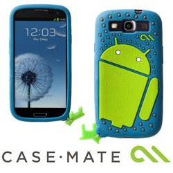 CASE SAMSUNG GALAXY S3 I9300 CASE-MATE CREATURES MIKE DROID ANDROID ROBOT