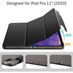 Etui ESR Yippee Ipad Pro 11 2018/2020 Jelly Black Czarne Fall
