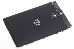 GENUINE BATTERRY COVER BLACKBERRY PASSPORT Q30 SILVER EDITION SE