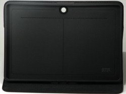 GENUINE NEW BLACKBERRY PLAYBOOK CONVERTIBLE CASE ACC-40279-201 FAUX LEATHER