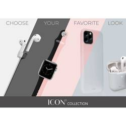 Hülle PURO ICON Cover iPhone 11 Pro dunkelgrün