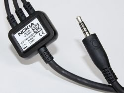 Nokia Video Out KabelCA-75U CA75U TV Kabel N79 N82 N85 N95 N95 8GB N96