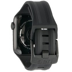 URBAN ARMOR GEAR SCOUT Apple Watch 1 2 3 4 5 pasek czarny UAG