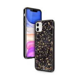 Zizo Refine - Etui iPhone 11 (schwarzer Marble)
